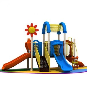 Multifunctional outdoor playground equipment, children's play equipment