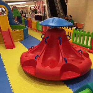 Swivel chair for children playground interactive play equipment manufacturer