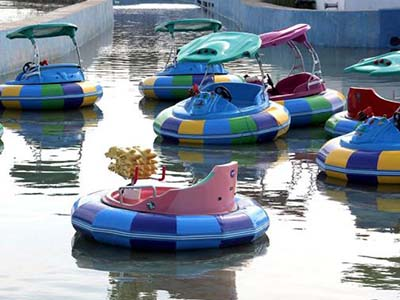 Water Park Boat