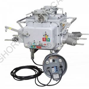 ZW20-12 Series Outdoor High Voltage Vacuum Circuit Breaker