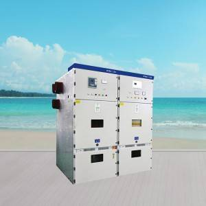 KYN28-24 Metal-Claded Withdrawable AC Metal-Enclosed Switchgear