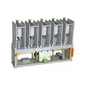 Ckg3-7.2/160,250,400,630-5 Ac High Voltage Vacuum Contactor