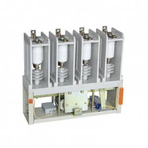 Ckg4-160,250,400,630/12-4 Ac High Voltage Vacuum Contactor