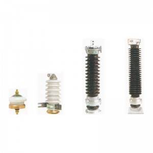 Porcelain Housed Metal-Oxide Surge Arrester