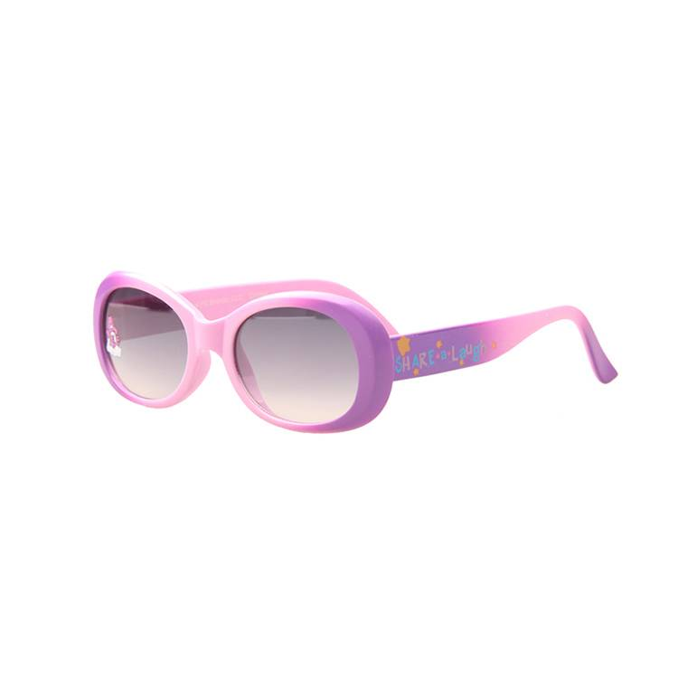 OEM&BSCI unisex plastic kids fashionable sunglasses