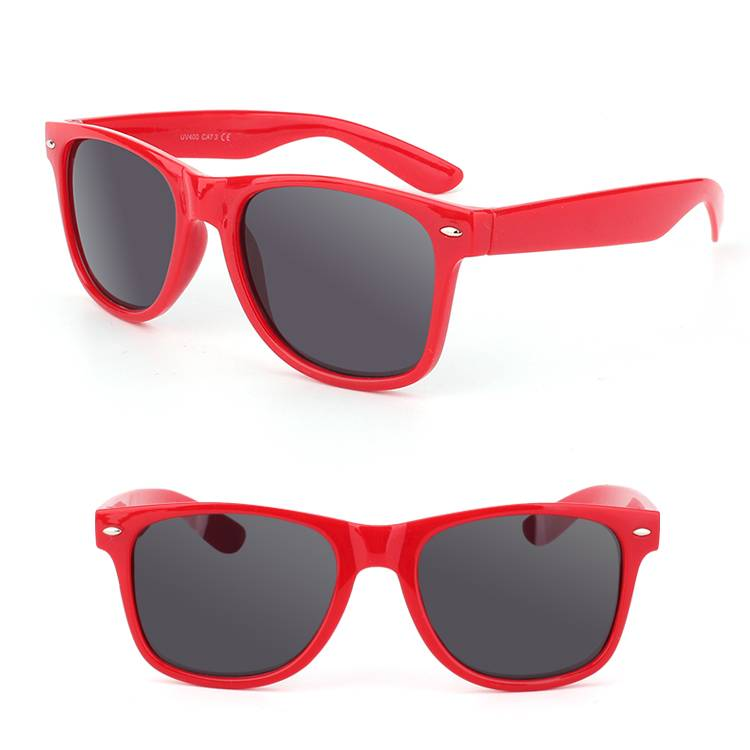 PC Frame Promotional Sunglasses With Polarized Lens Driver UV400 Protection Sun Glasses