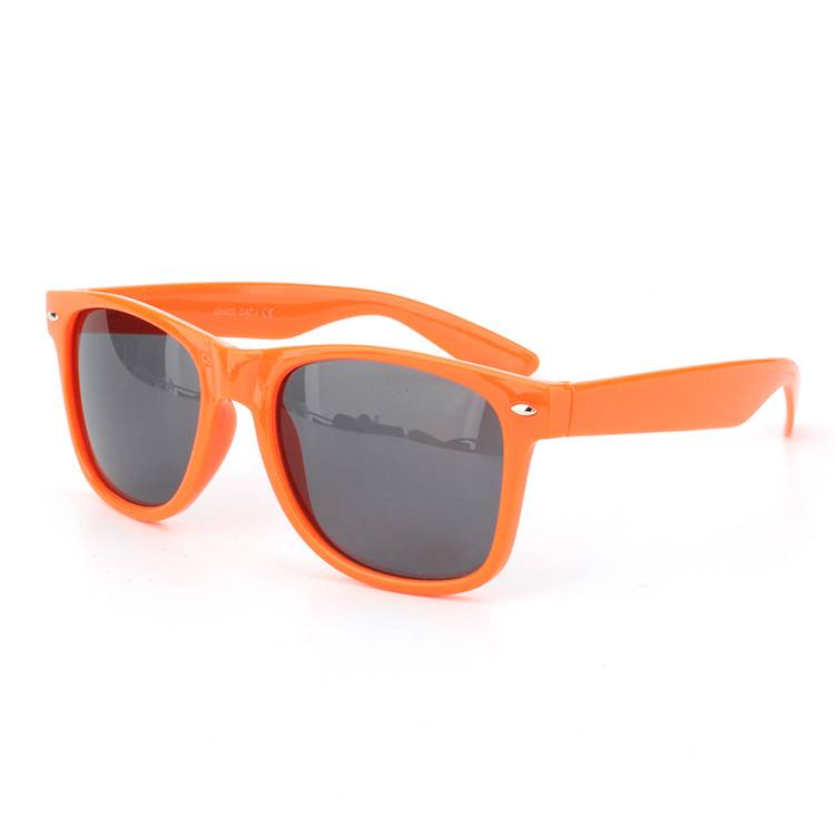 wholesale fashion ladies designer lenses sunglasses neon travelling retro 80s style party glasses