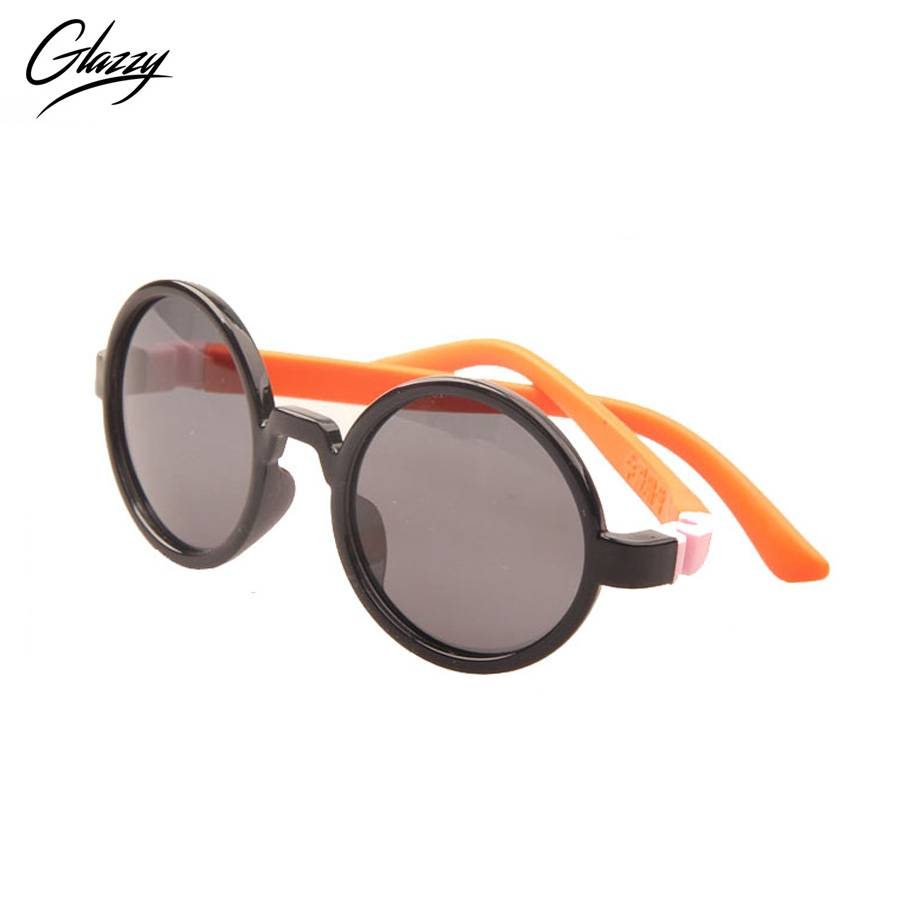 New design Sky Round Kids Polarized Sunglasses