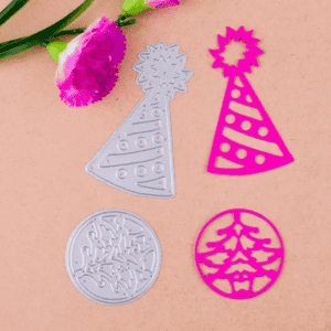 Metal Etched Cutting Stencils for Scrapbooking Craft