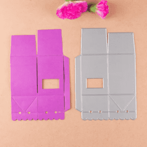 Box Cutting Dies for Scrapbooking