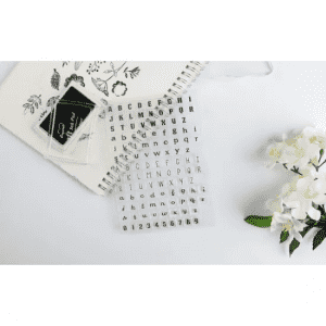 New Trend Product DIY Professional Best Selling Craft Clear Stamp