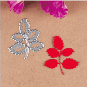 Leaf Shape Cutting Dies for Scrapbooking