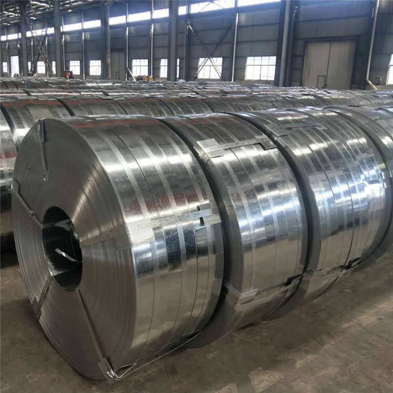 Galvanized Steel Stirp