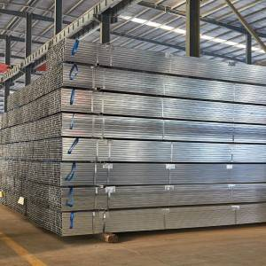 Wholesale Price China Q195 Section - pre-galvanized steel pipe – Sunrise
