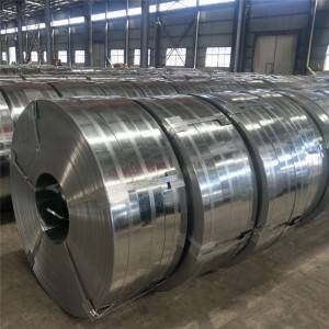 Galvanized narrow Steel Coil/ strip