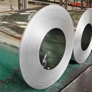 1000mm galvanized steel coil