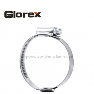 Bridge hose clamp