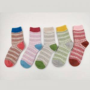 Women Knitted Socks – item#WKS2009-30
