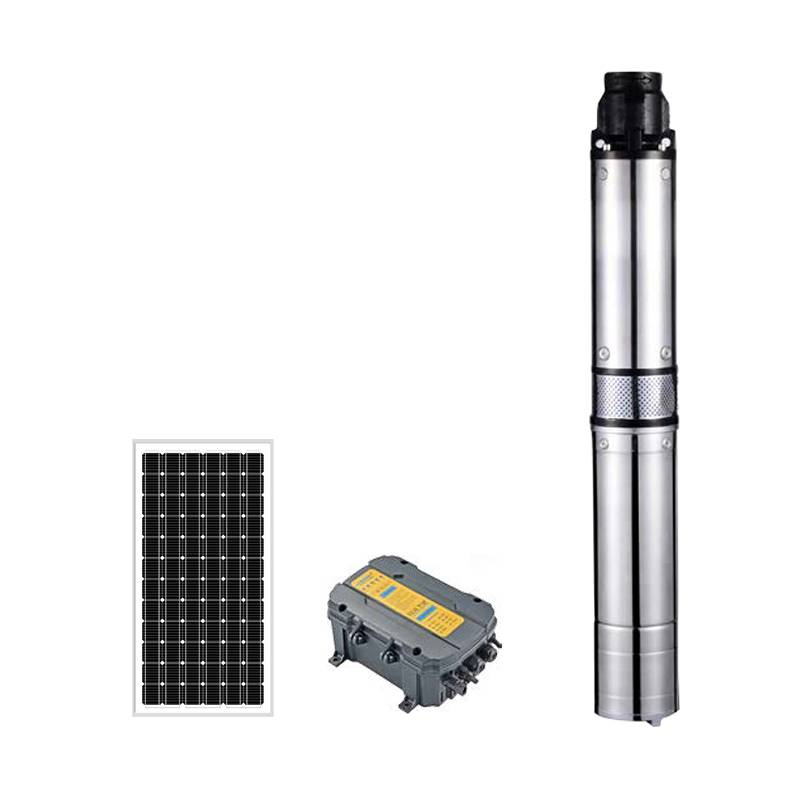 Chinese Solar Submersible Water Pump