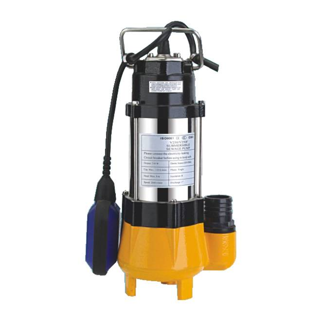 CE approved Popular submersible water pump