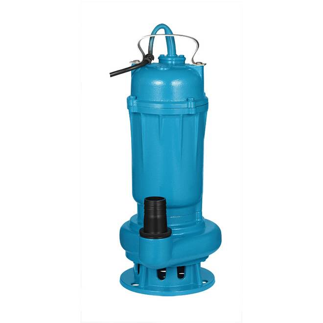 WQD Pump Wqd Sewage Pump Waste Dirty Water Treatment Submersible Sewage Pump WQ WQK WQP WQ