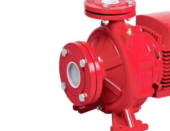 End Suction Pump PST  Centrifugal Horizontal Fire Pump