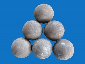 Super Lowest Price High Chrome Grinding Steel Ball - Grinding Balls For SAG – Goldpro