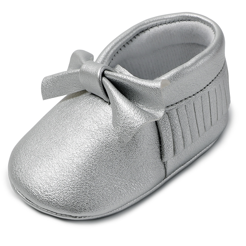 high quality soft sole baby shoes/prewalker shoes