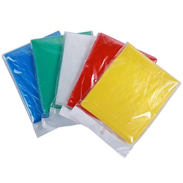 Cheap Wholesale Disposable PE Rain poncho/Rain coat