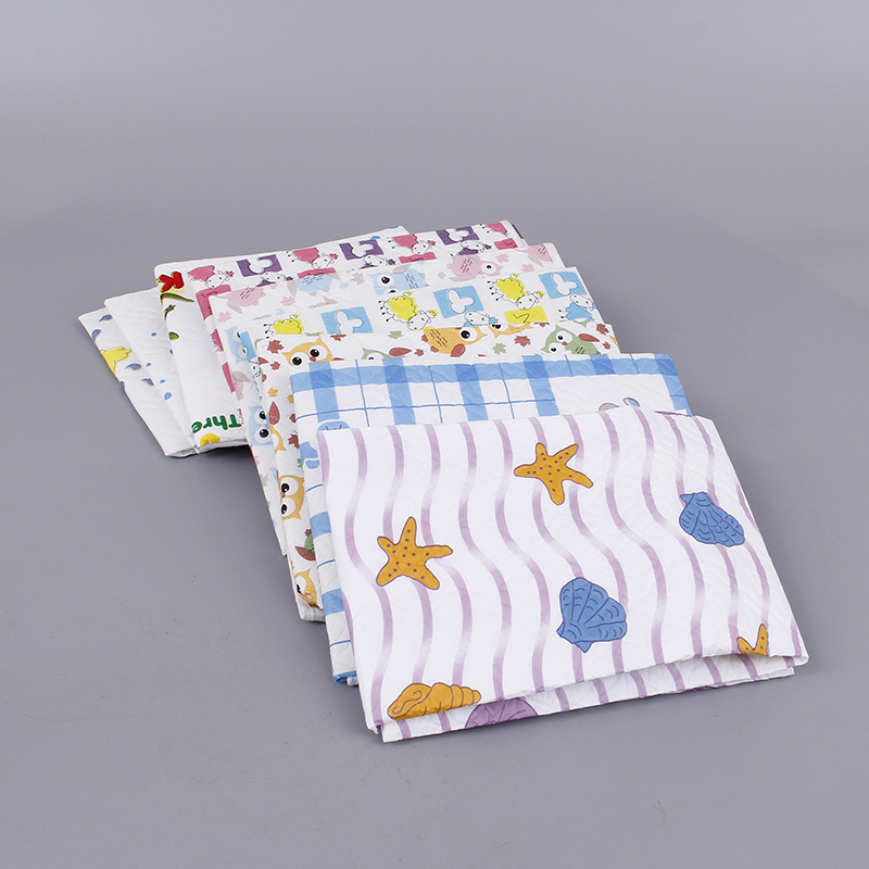 environment-friendly PEVA material soft baby changing mat