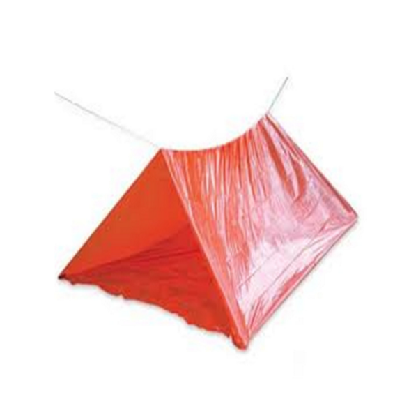 tube tents shelter tarp-emergency prepared