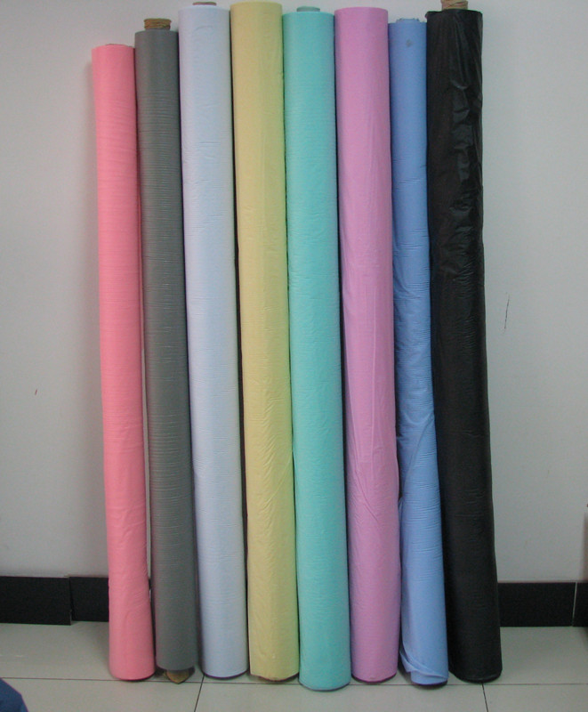 soft plastic pvc film can printed