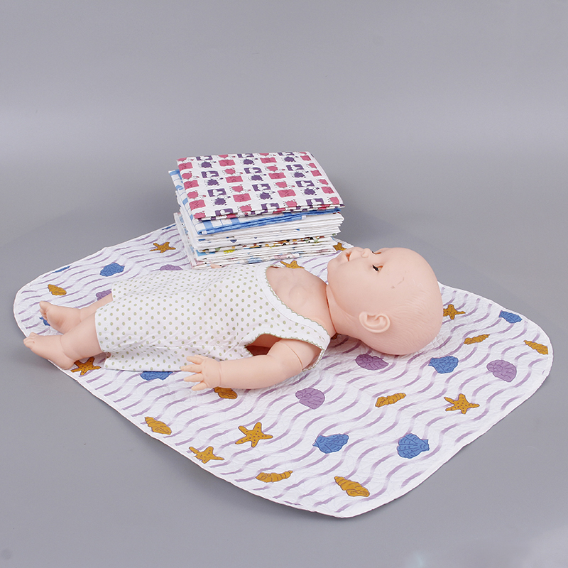 environment-friendly PEVA material soft baby changing mat Featured Image
