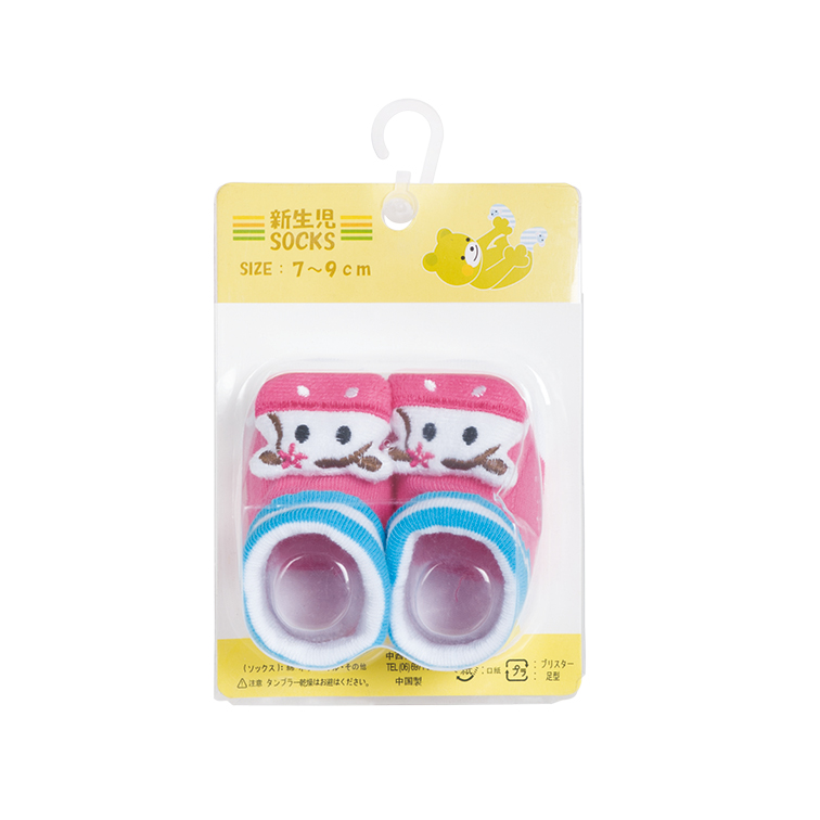 China Wholesale Baby Bed Cot Quotes - comfortable cotton infant animal Socks shoes – Tengxing