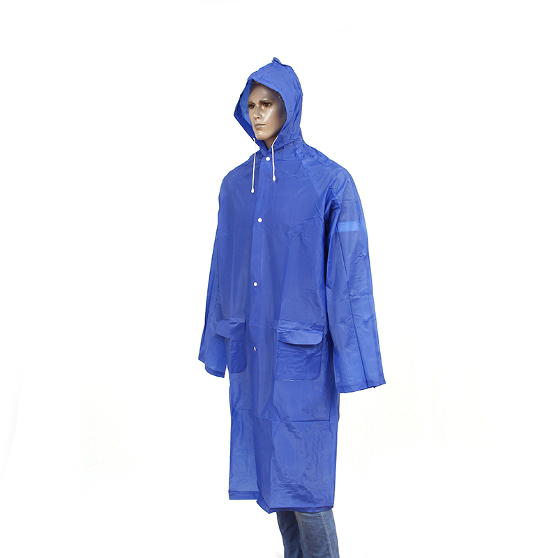 customized thickness pvc raincoat