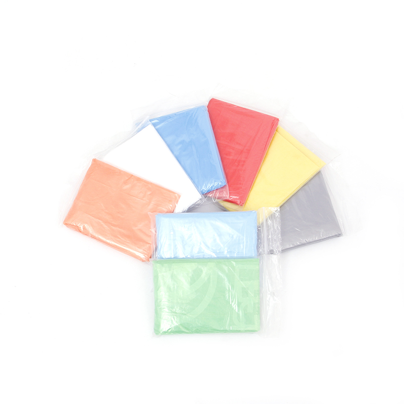 BSCI Disposable PE Rain  ponchos