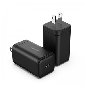 USB-C PD / QC3.0 65W Compact Wall Charger