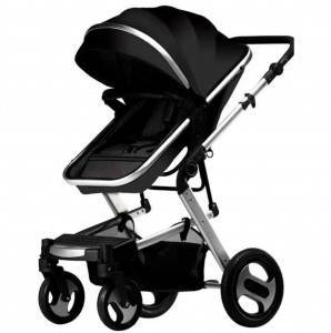 New design good quality hot sale luxury child safety portable light weight foldable baby prams