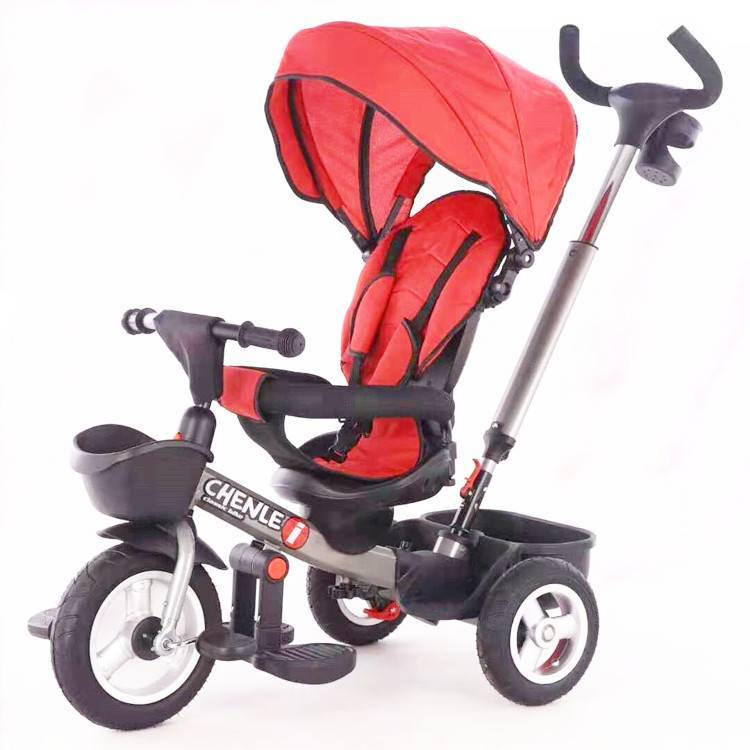 Factory mom and baby tricycle/oem smart trike/online shopping tricycle eva tire Tricycle for kids new model foldable Baby trike
