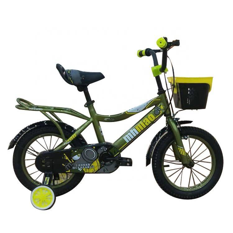 New design hot sale cool kids bikes/simple design lightweight boys bike 14/metal 4 wheels kids bike sale