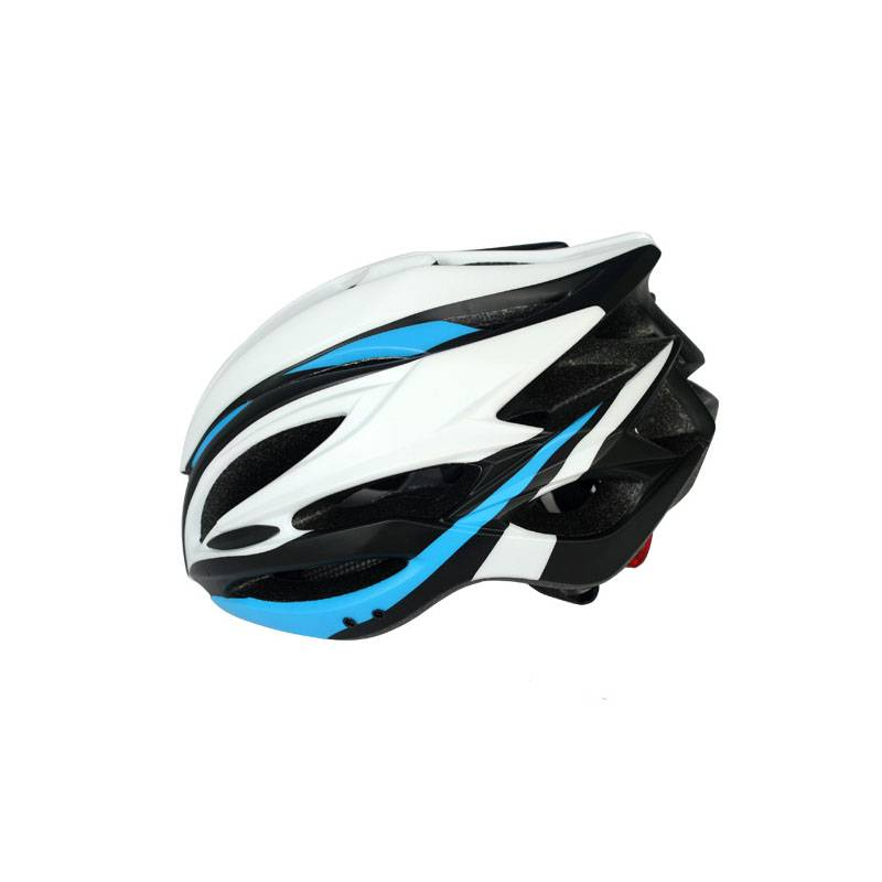 PC outer shell adult men women urban bicycle helmet with led light bike helmet