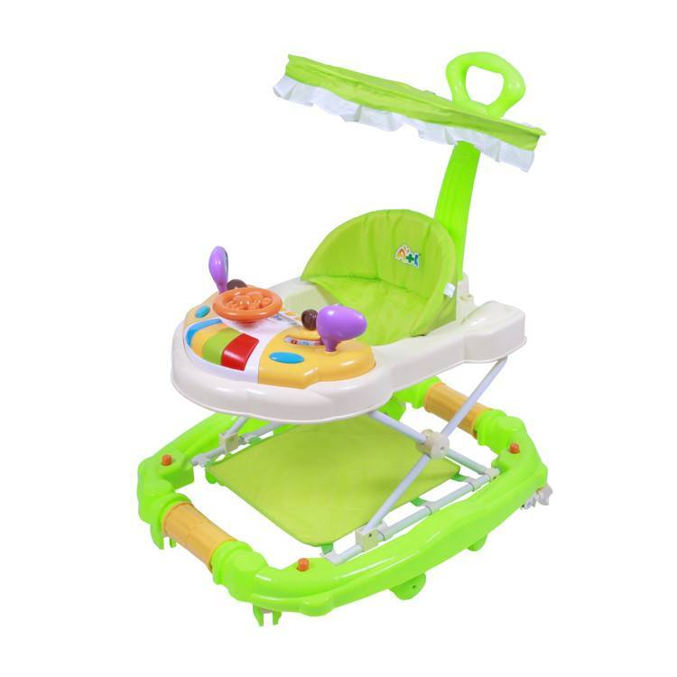 Hot sell Wholesale Gift baby fun toys learning handcart baby walker parts /baby walker china/Quality goods baby walker 4 in 1