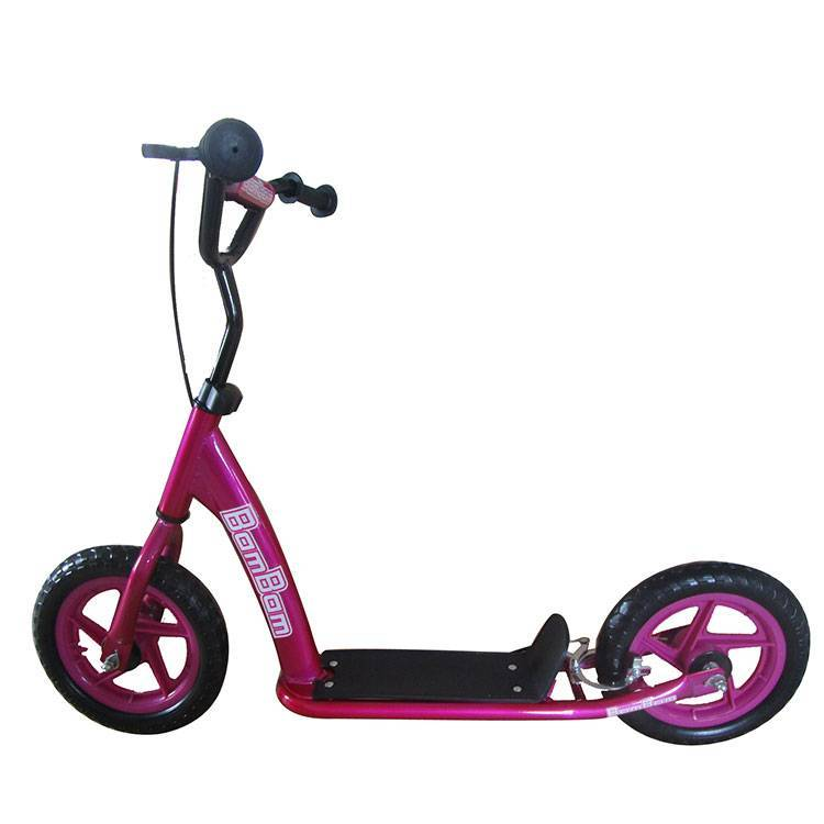 hot sale cheap kids scooter/2 wheels kids kick scooter with handlebar/best scooters for kids bike