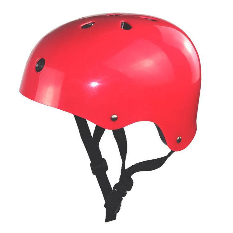 Children adult plum helmet roller skating hip-hop skating integrated bicycle riding helmet outdoor helmet equipment