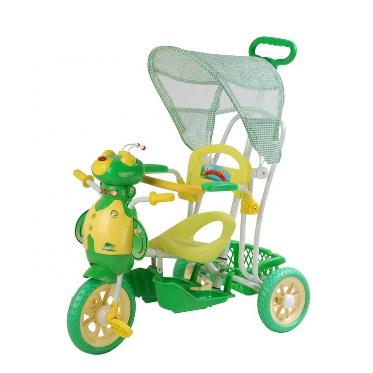 Factory plastic baby tricycle/children tricycle for 2 years old/baby walker smart trike tricycle Featured Image