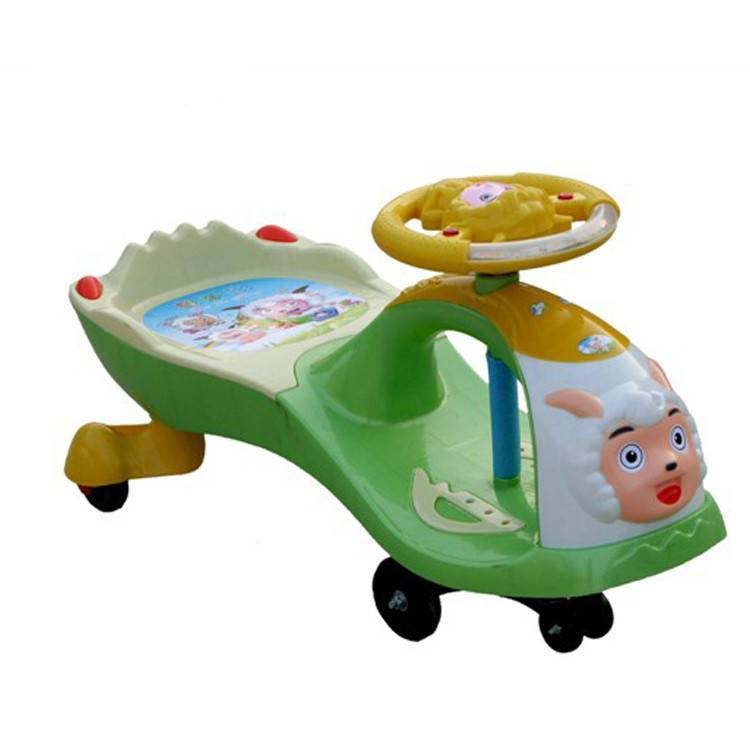 Best selling cheap kids swing car /unique baby swing car ride on toy Factory price plasma car/kids plastic car ride on car toy
