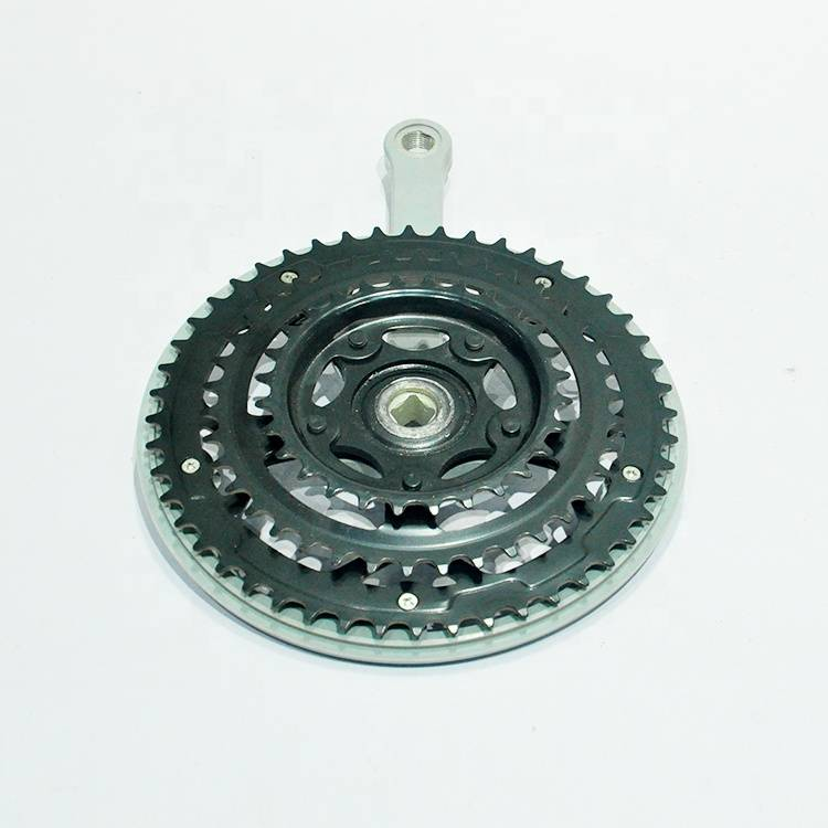 hot sale bicycle freewheel crank/bicycle crank with plastic cove /bike crank
