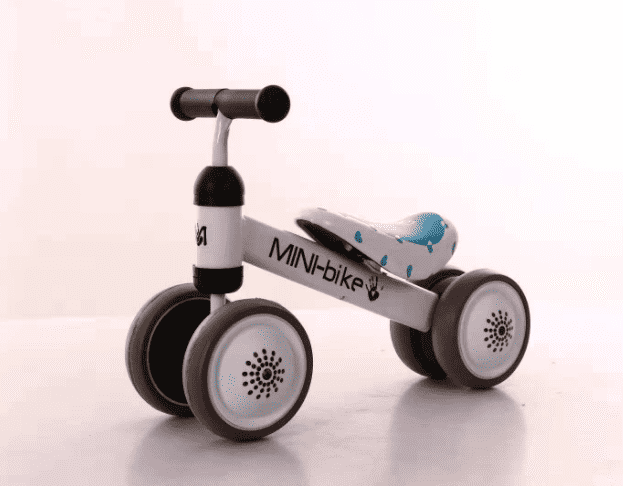 wholesale good quality baby toy car 4 Wheel Mini push cycle Kids Mini bicycle PP Material Children Balance Bike