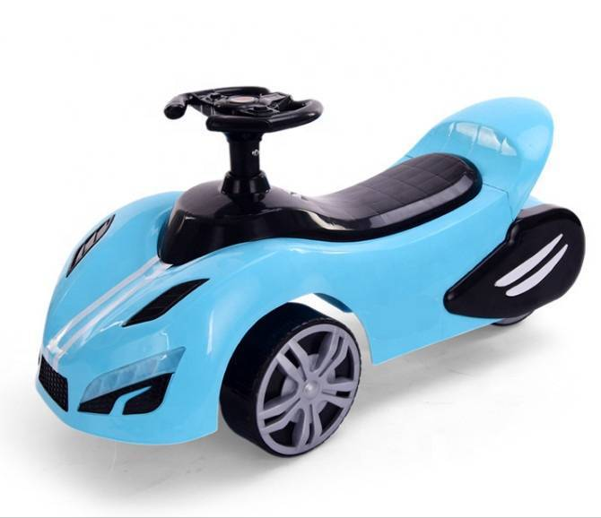 New Music Children's Car/swing car   Roller and Torsion Roller with music
