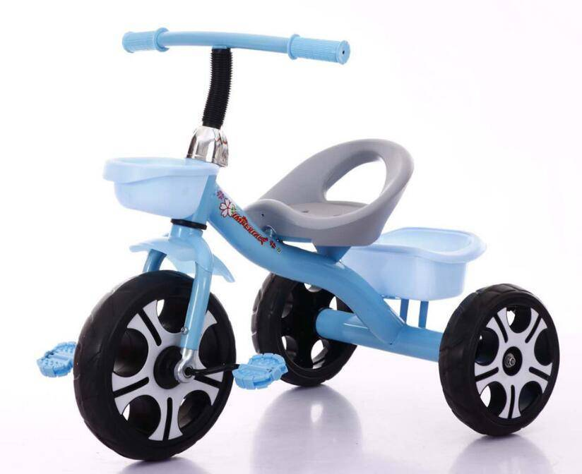 Factory of three wheel bicycle for baby /baby tricycle with UCP bright wheel